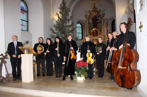 12.1. Neujahres Konzert in Unterwaltersdorf