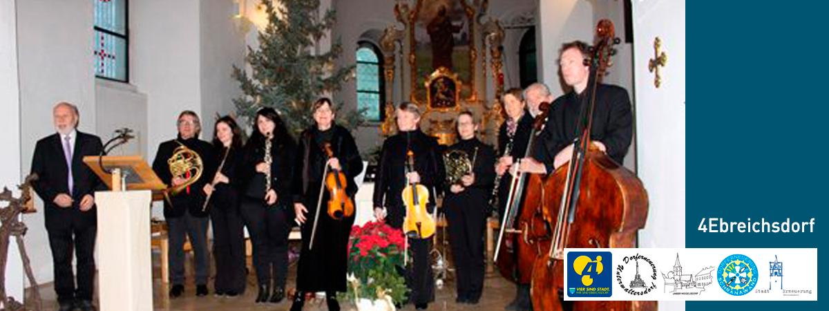20.Neujahrskonzert in der Pfarrkirche Unterwaltersdorf
